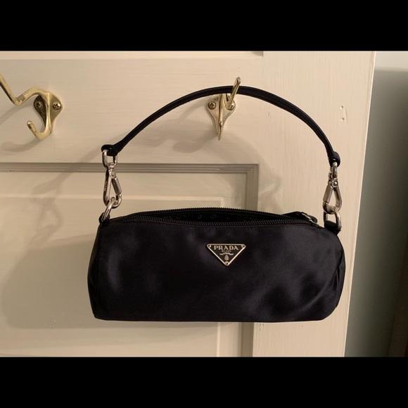 Prada Bags   Authentic Satin Bag   Poshmark 9b4571b835
